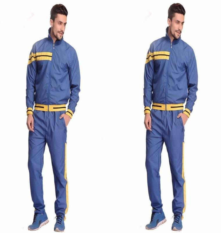 ShopyBucket Solid Men's Track Suit