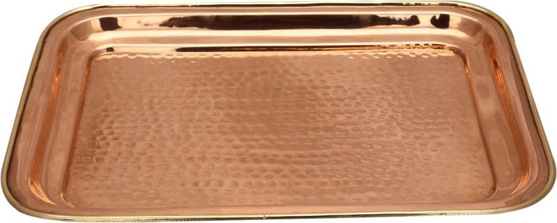 Rustik Crafts V-RC-083 Dinner Set(Copper)
