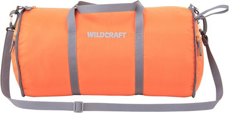 Wildcraft Frisbee New Travel Duffel Bag(Orange)