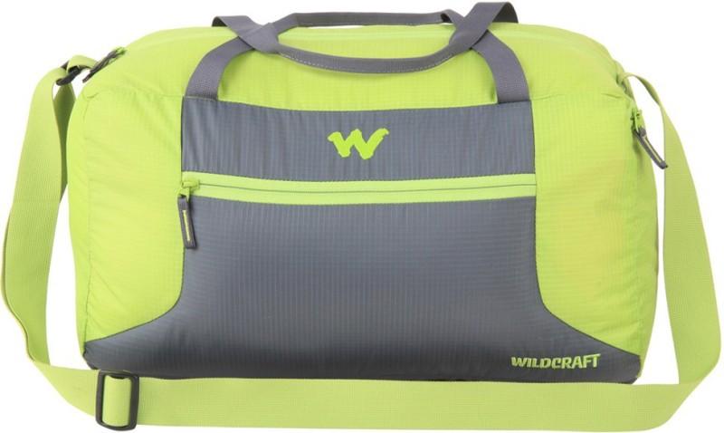 Wildcraft Nomad Travel Duffel Bag(Green)