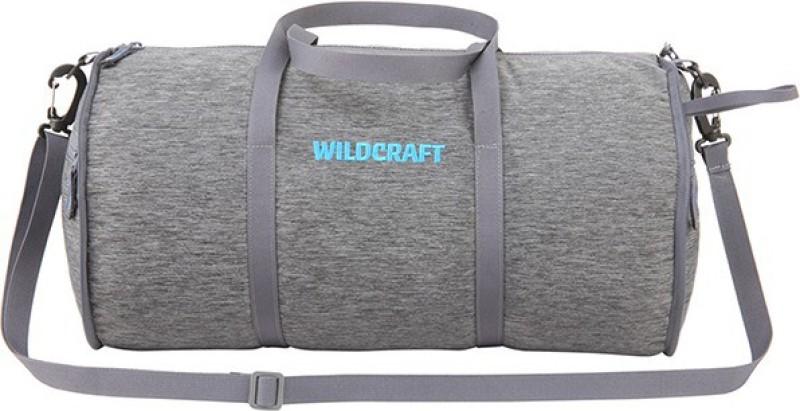 Wildcraft Frisbee New Travel Duffel Bag(Black)