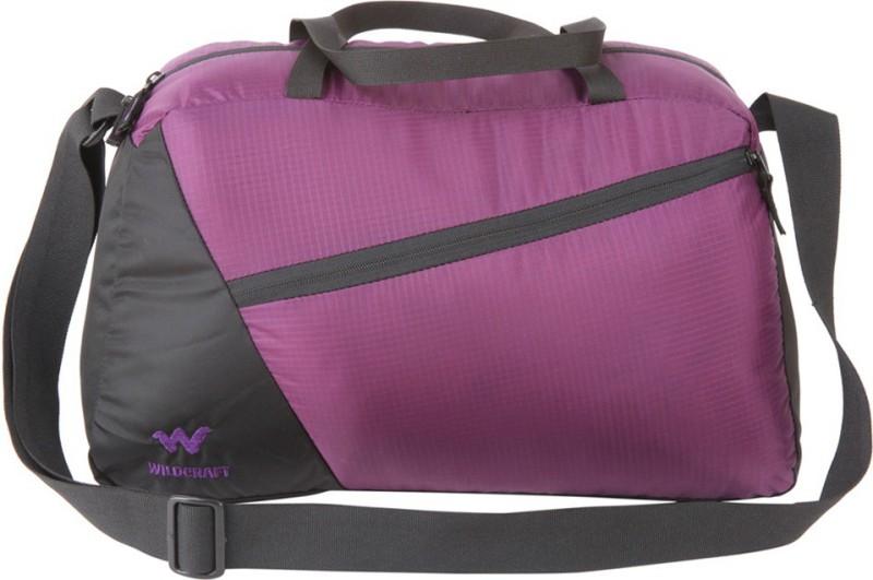 Wildcraft Tinker Travel Duffel Bag(Purple)