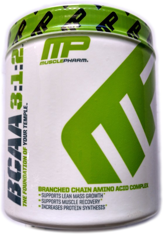 MusclePharm IMA63543 BCAA(225 g, Raspberry)