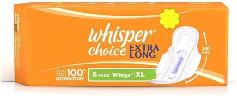Whisper Choice XL 6