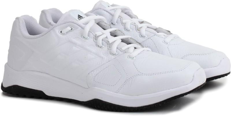 Emociónate en Para llevar  ADIDAS DURAMO 8 LEATHER Training Shoes For Men(White)- Buy Online in  Guernsey at guernsey.desertcart.com. ProductId : 158180651.