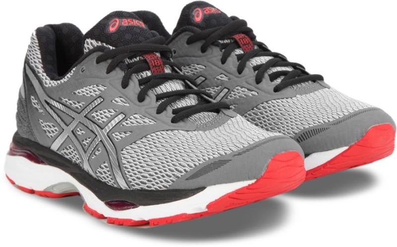 Asics GEL-CUMULUS 18 Running Shoe(Black)