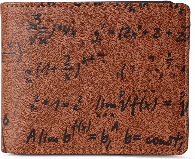 Baggit Men Tan Artificial Leather Wallet(6 Card Slots)