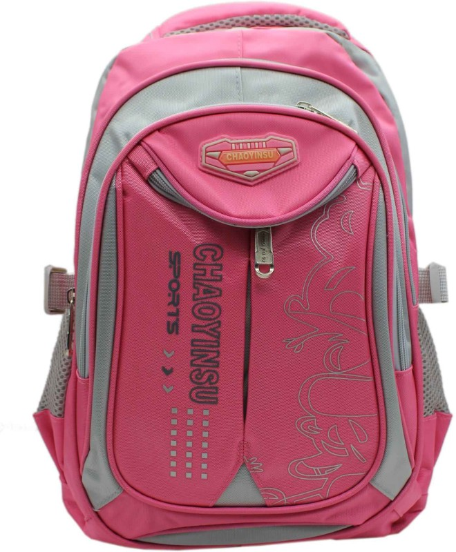 Trendy M1291 Pink 5 L Backpack(Pink)