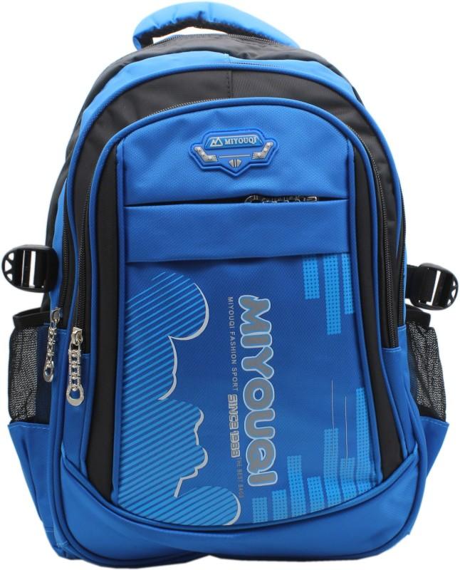 Trendy M1034 Blue 5 L Backpack(Blue)