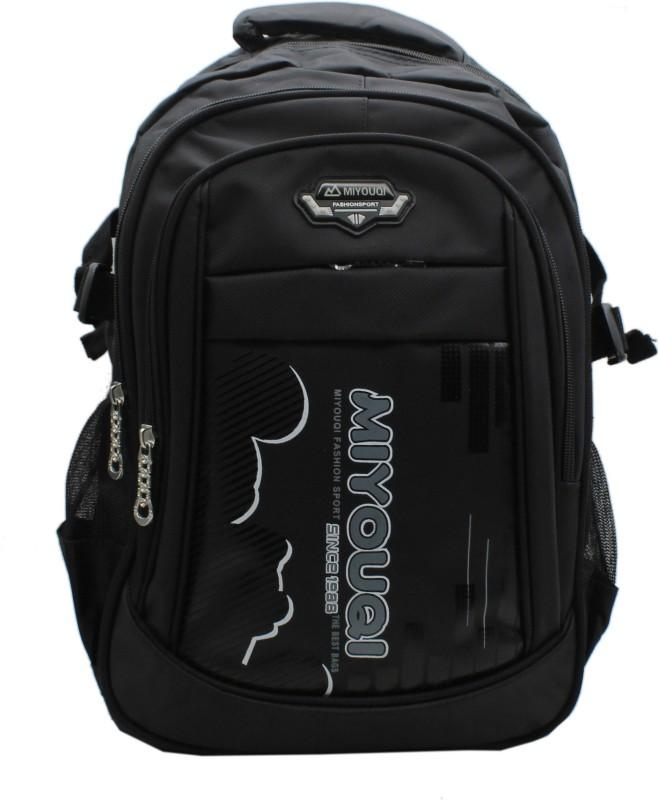 Trendy M1034 Black 5 L Backpack(Black)