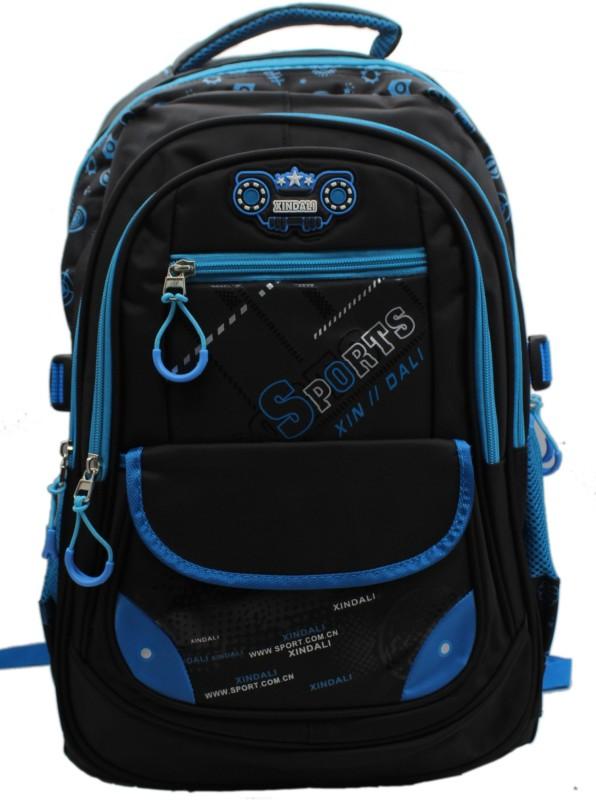 Trendy M990 Blue 5 L Backpack(Blue)