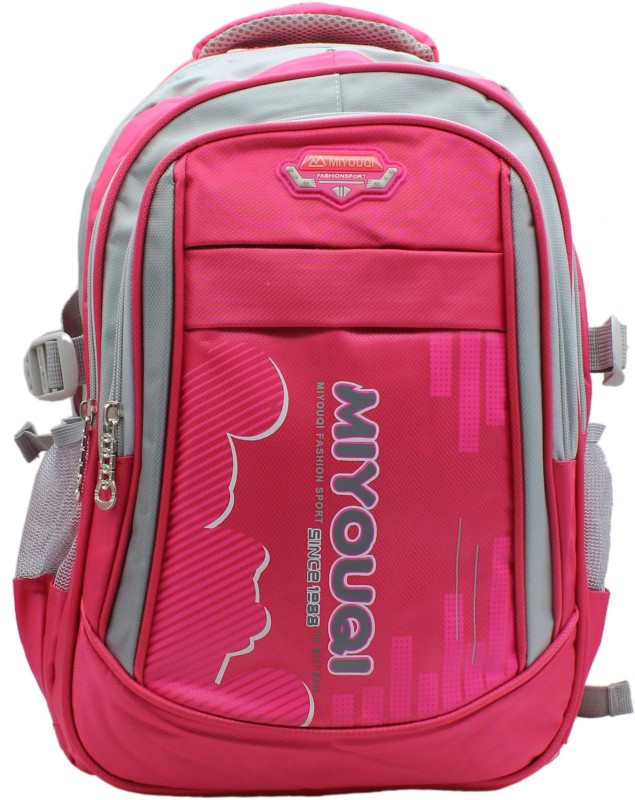 Trendy M1034 Darkpink 5 L Backpack(Pink)