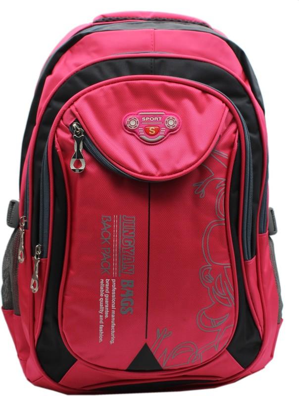 Trendy M1707 Darkpink 5 L Backpack(Pink)