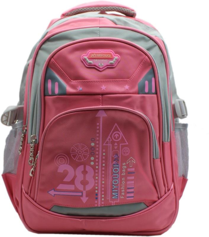 Trendy M1028 Palepink 5 L Backpack(Pink)