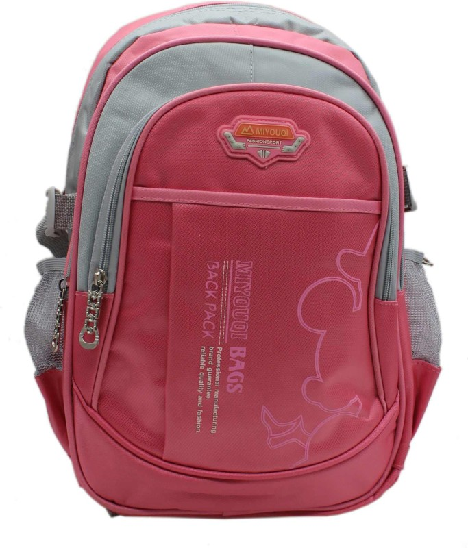 Trendy M6133 Pink 5 L Backpack(Pink)