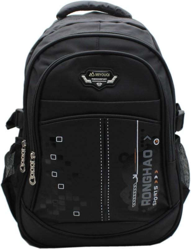 Trendy M1028 Black 5 L Backpack(Black)