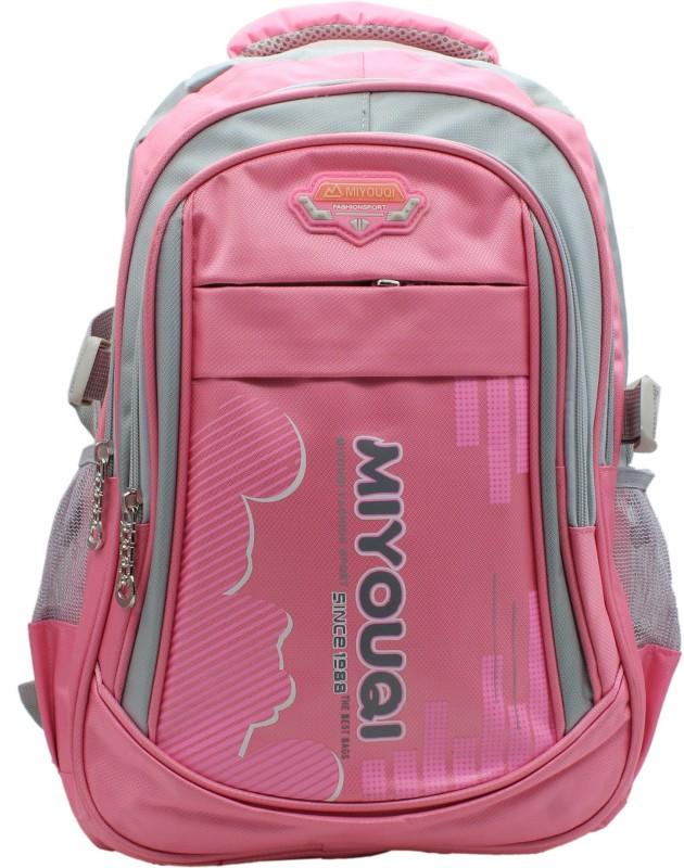 Trendy M1034 Palepink 5 L Backpack(Pink)