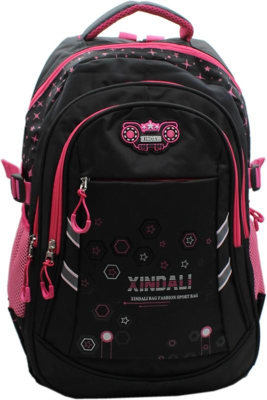 Trendy M991 Darkpink 5 L Backpack(Pink)