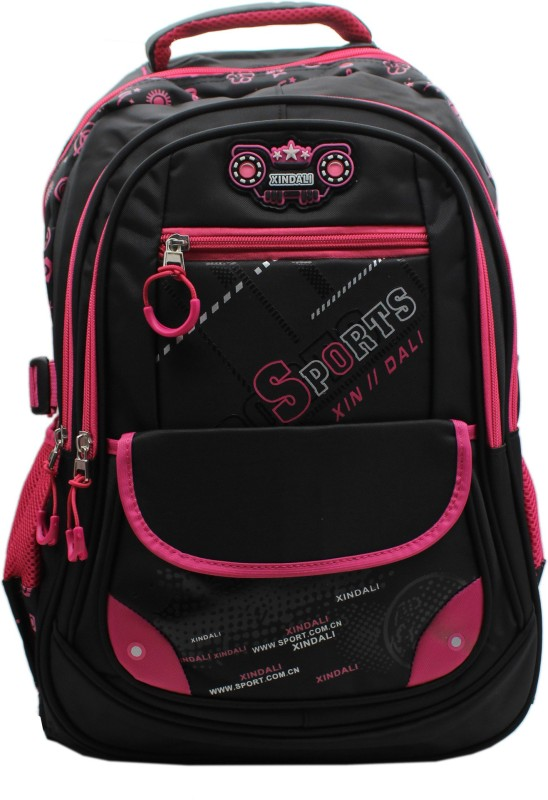 Trendy M990 Darkpink 5 L Backpack(Pink)