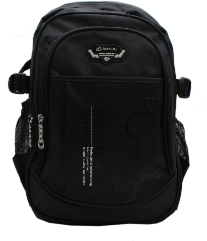 Trendy M6133 Black 5 L Backpack(Black)