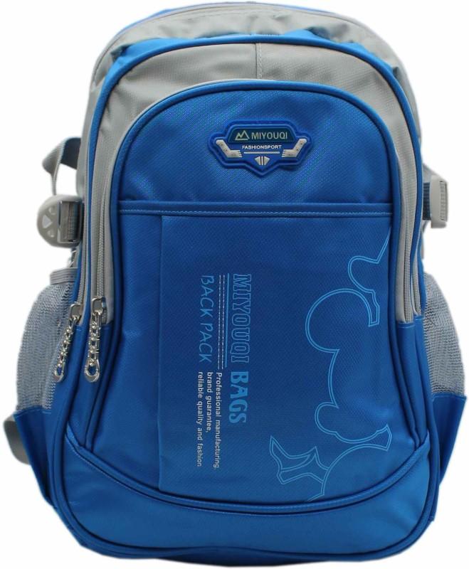 Trendy M6133 Blue 5 L Backpack(Blue)