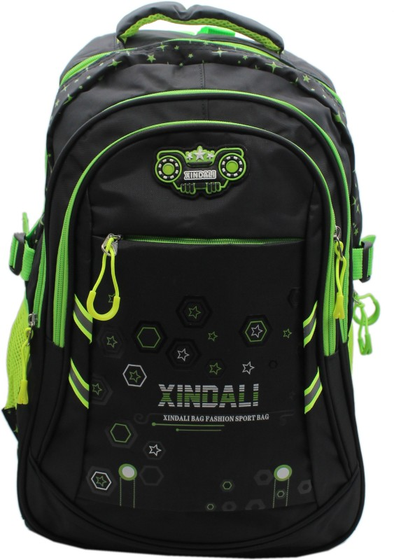 Trendy M991 Green 5 L Backpack(Green)