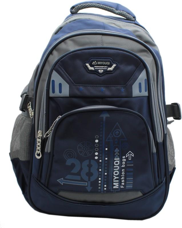 Trendy M1036 Darkblue 5 L Backpack(Blue)