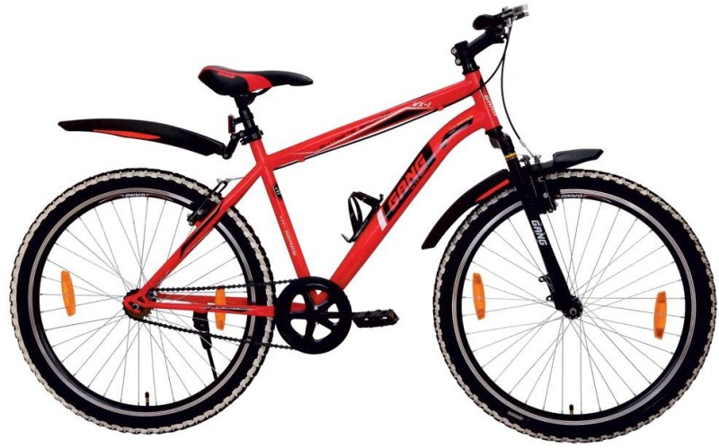 GANG VX1 FRONT SUSPENSION VX1 FS VB Mountain Cycle(Red)