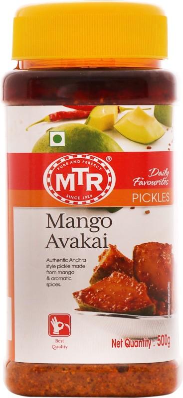 MTR Avakai Mango Pickle(500 g)