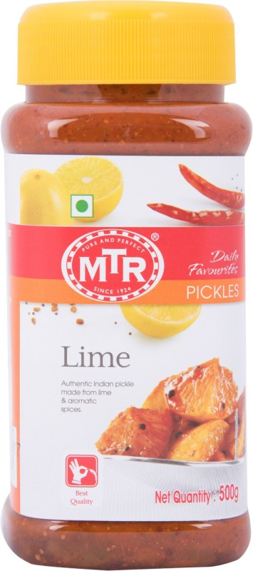 MTR Lime Pickle(500 g)