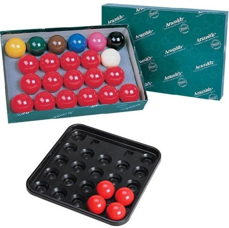 21 Balls 21B170 ARAMITH PREMIER SNOOKER BALL SET Billiard Balls(Set of 1)