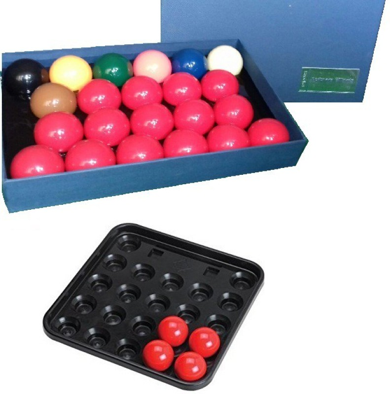 21 Balls 21B148 PARTNERS SNOOKER BALLS SET Billiard Balls(Set of 1)