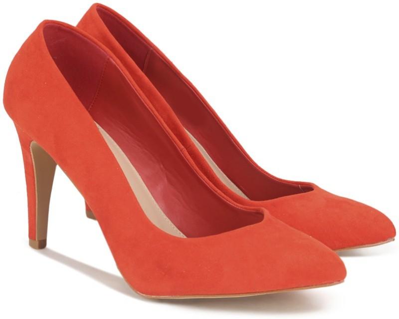 1. Carlton London Women RED Heels