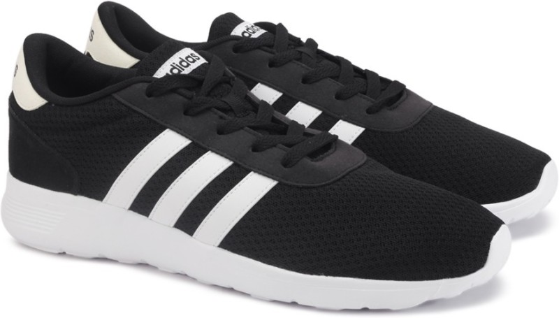ADIDAS NEO LITE RACER Running Shoes For Men(Black)