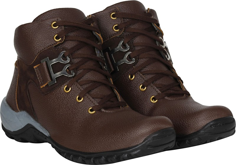 Kraasa The Rock Boots(Brown)