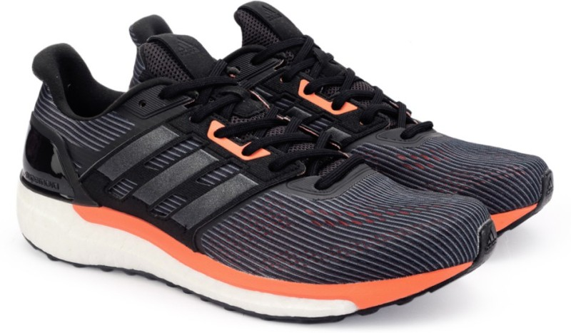 ADIDAS SUPERNOVA M Running Shoes For Men(Black)
