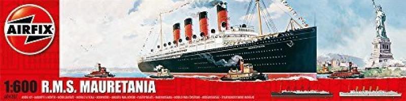 Airfix RMS Mauretania Kit(Multicolor)