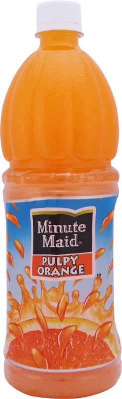 Minute Maid Pulpy Orange 1 L