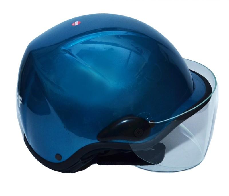 AMBA AMBA CLIFF Motorbike Helmet (BLUE) Motorbike Helmet(Blue)