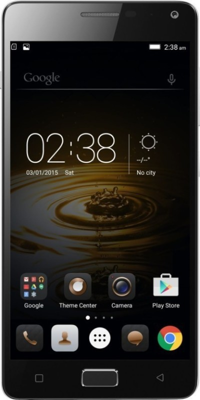 Lenovo Vibe P1 Turbo (Silver 32 GB)