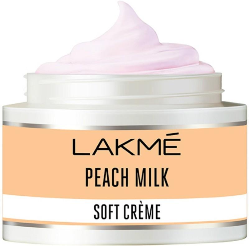 Lakme Peach Milk Soft Creme(50 g)