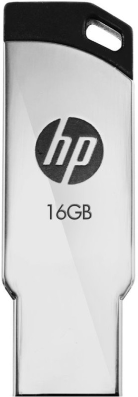 HP 16GB V236 METAL 16 GB Pen Drive(Silver)