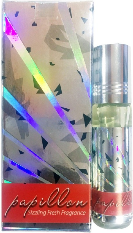 Groombox Papillon Attar Perfume  -  8 ml(For Men & Women)