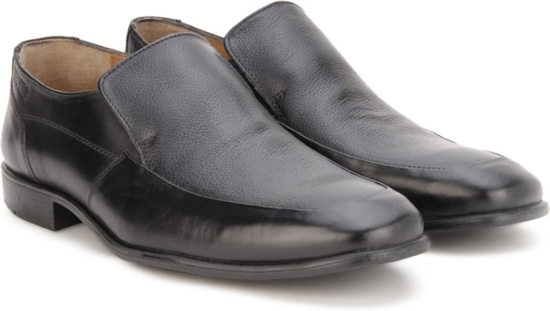 Woods Slip On shoes(Black)