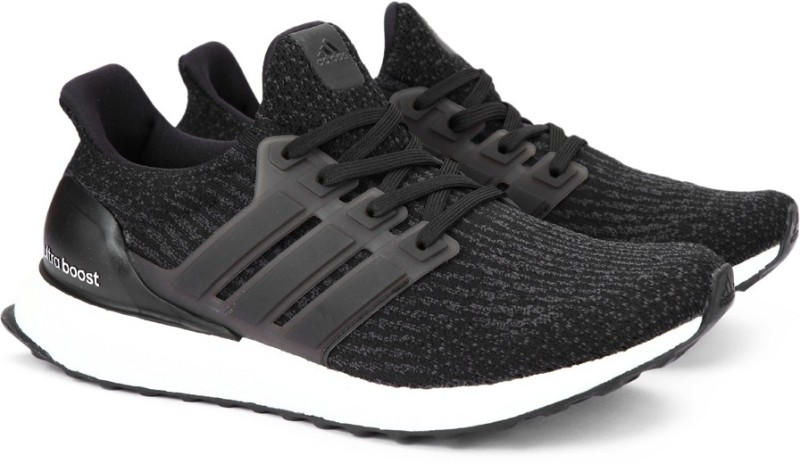 Adidas ULTRABOOST Running Shoes(Black)