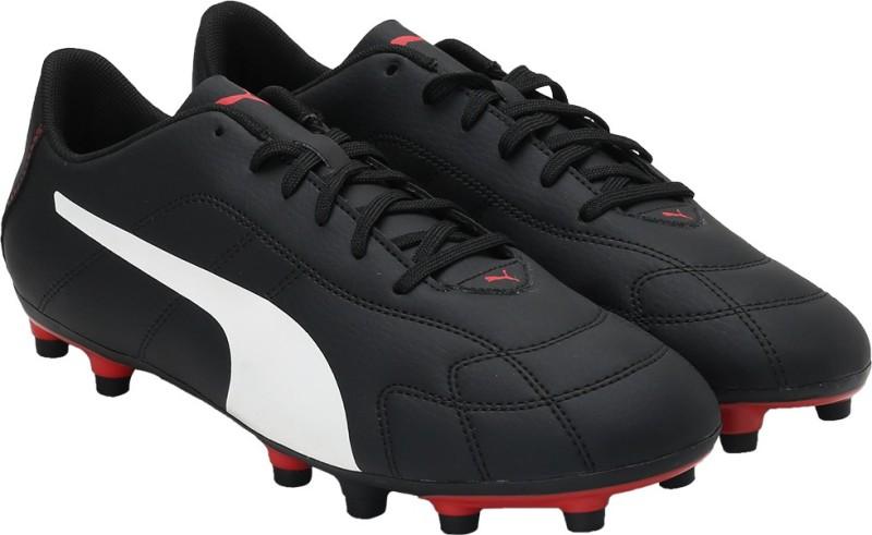 Puma Classico C FG Football Shoes(Black)