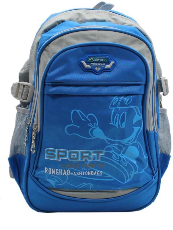 Trendy M6112 Blue 5 L Backpack(Blue)