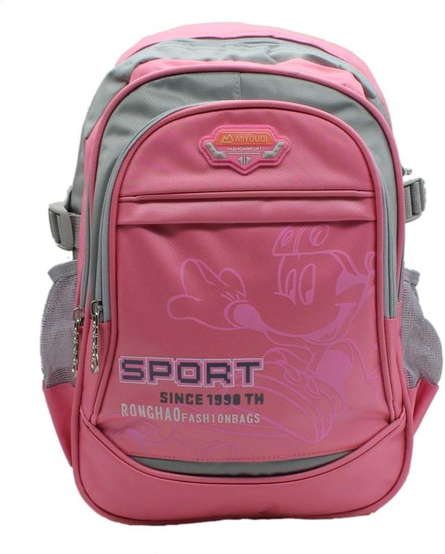 Trendy M6112 Palepink 5 L Backpack(Pink)