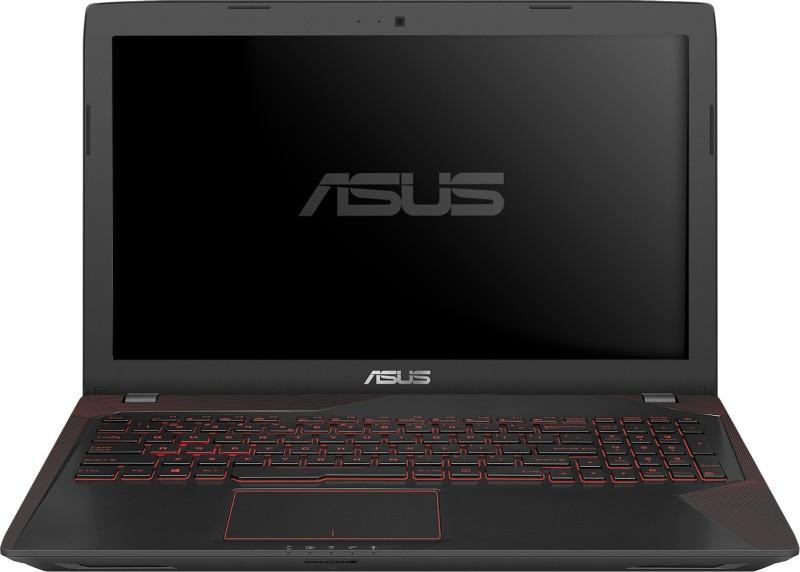 Asus Core i7 7th Gen - (8 GB/1 TB HDD/Endless/4 GB Graphics) FX553VD-DM013 Gaming Laptop(15.6 inch, Black, 2.5 kg)