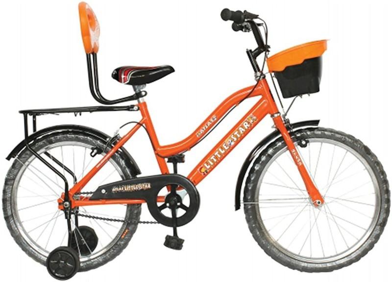 Atlas Little Star 20 T Recreation Cycle(Single Speed, Orange)
